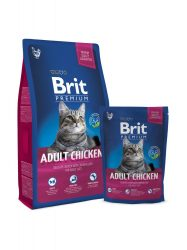 Brit Premium Cat Adult Chicken  0,8 kg
