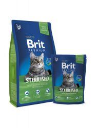 Brit Premium Cat Sterilised  0,8 kg