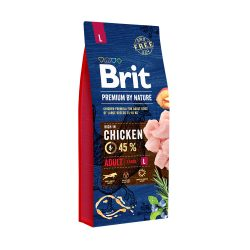 Brit Premium by Nature Adult Large Breed 15 kg