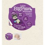 Little BigPaw Cat Gourmet Tender Duck Mousse 85gr