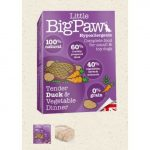 Little BigPaw Tender Duck & Vegetable Dinner 150 g