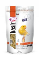 Lolo Basic - Complete food for canary 600 g Doypack