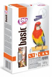 Lolo Basic - Complete food for rosella 500 g