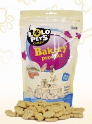 Lolo Pets Classic Biscuits Salmon Doypack 350 g