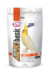 Lolo Basic - Food for cockatiel Doypack 600 g