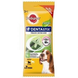 Pedigree Dentastix Fresh 10-25kg 1csomag/7db