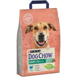 Dog Chow Adult Light Turkey 14 kg