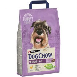 Dog Chow Senior Lamb 14 kg