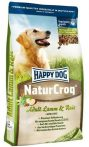 Happy Dog NaturCroq Adult Lamm & Reis  4 kg