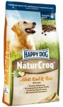 Happy Dog NaturCroq Adult Rind & Reis  4 kg