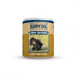 Happy Dog Truthahn Pur - Pulykahúsos konzerv 6x800g