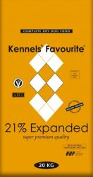 Kennels' Favourite 21% Expanded 20 kg