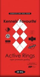 Kennels' Favourite Active Rings 20 kg