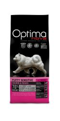 Visán Optimanova Dog Puppy Sensitive Salmon & Potato  2 kg