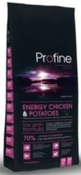 Profine Energy Chicken & Potato 15 kg