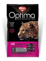 Visán Optimanova Cat Exquisite 2 kg