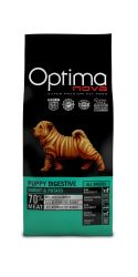 Visán Optimanova Dog Puppy Digestive Rabbit & Potato 12 kg